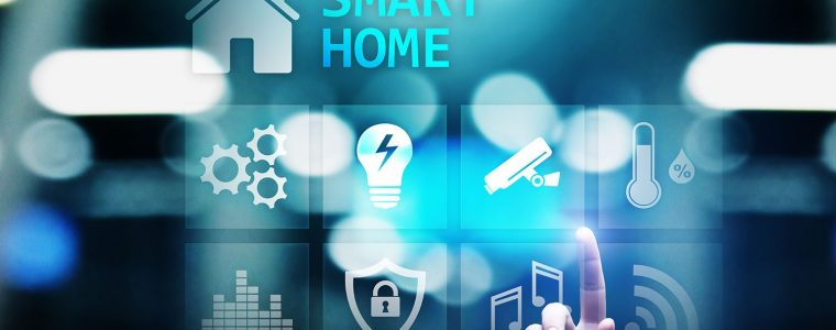 5 Reasons to have a Smart Home