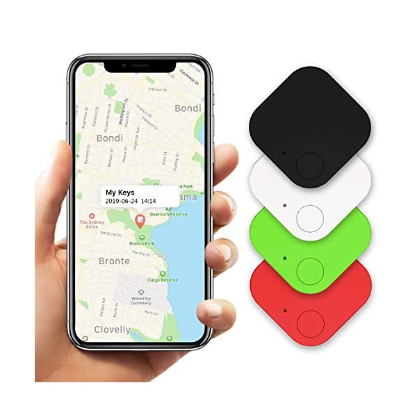 Car and Key Trackers