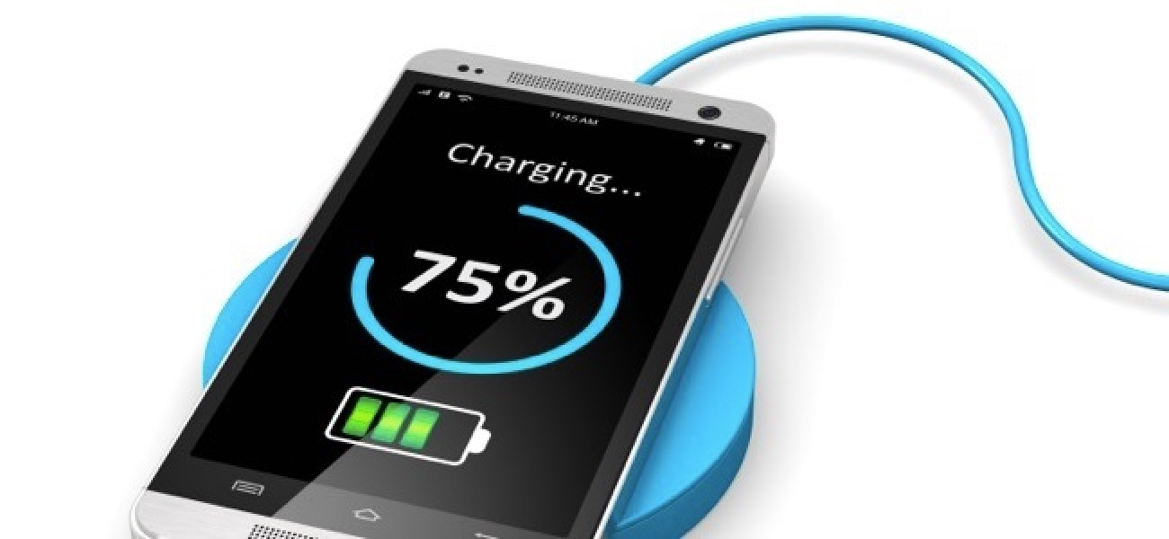 Smartphone Wireless Charger
