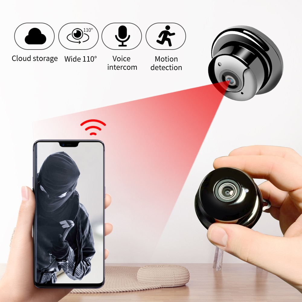 1080P Mini Spy Cam