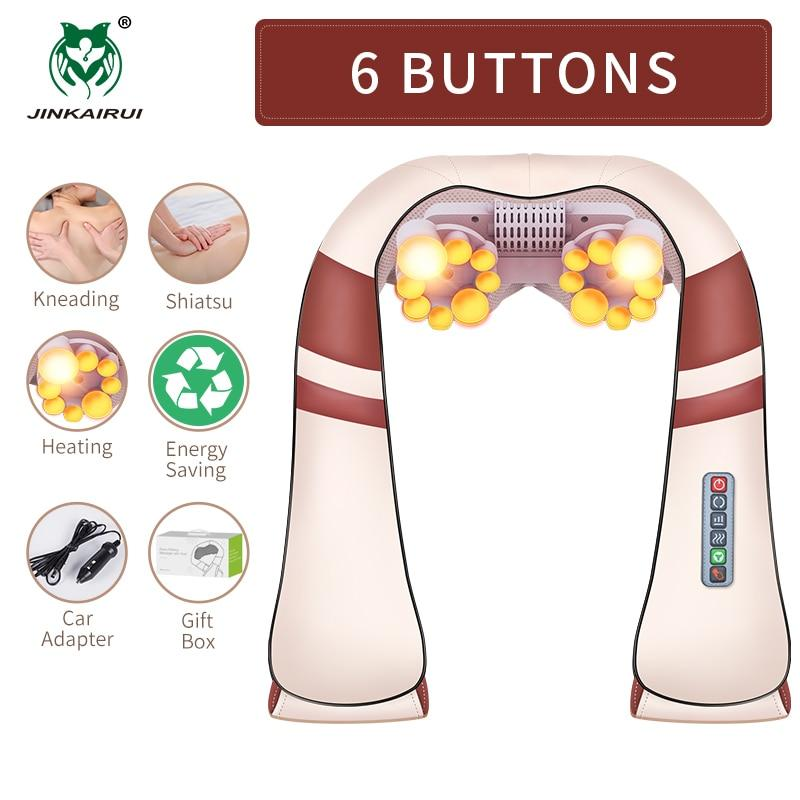 Red 6 Buttons