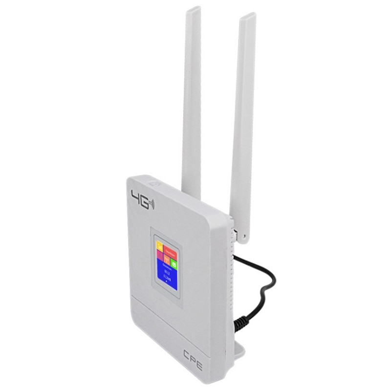 Compact 4G LTE WiFi Router with LAN Port