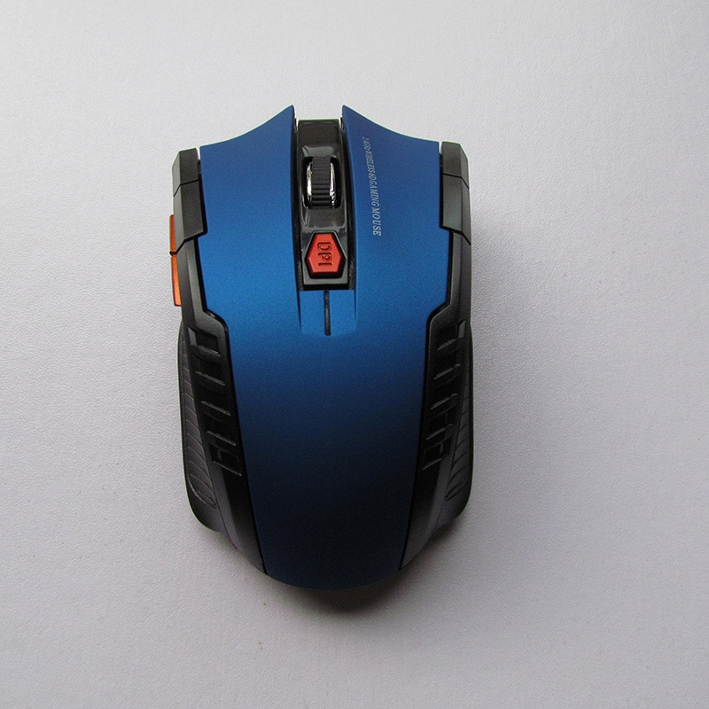 Wireless Optical Computer Mouse