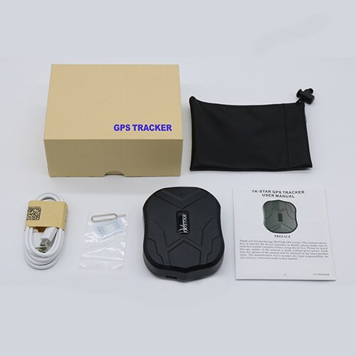 Tracker with Box