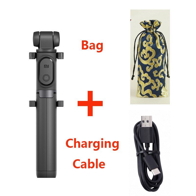 Black add Cable, Bag