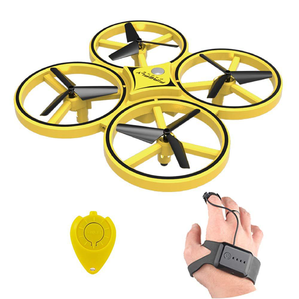 Mini RC Drone with Gesture Control