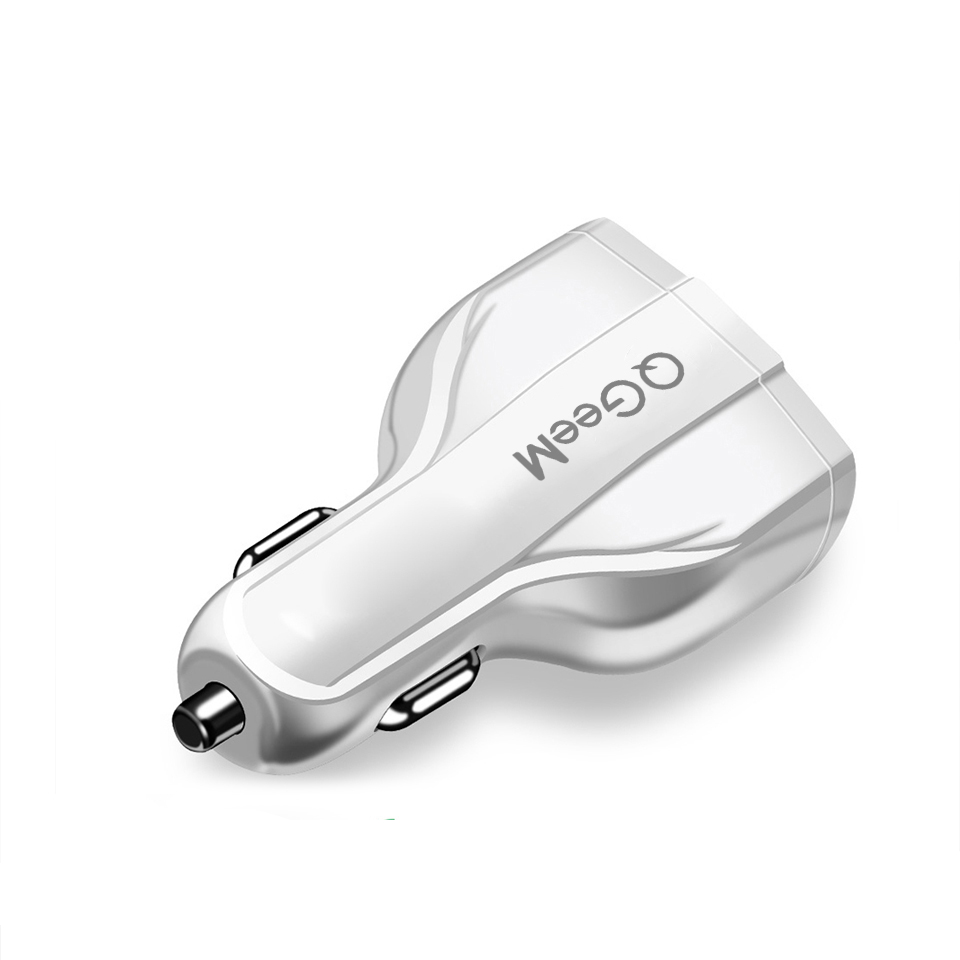 Type-C Car Charger with 3 Ports