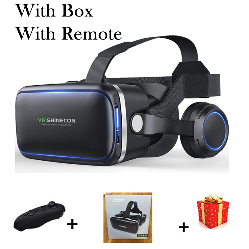 With Box With Remote