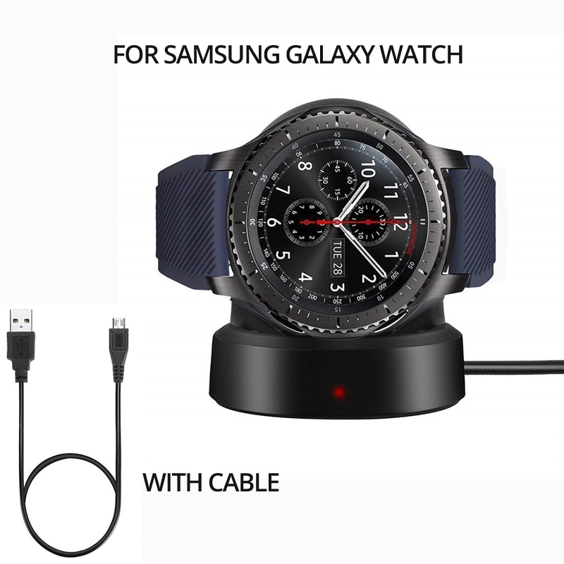 Wireless Charger Docking Samsung Galaxy Watch