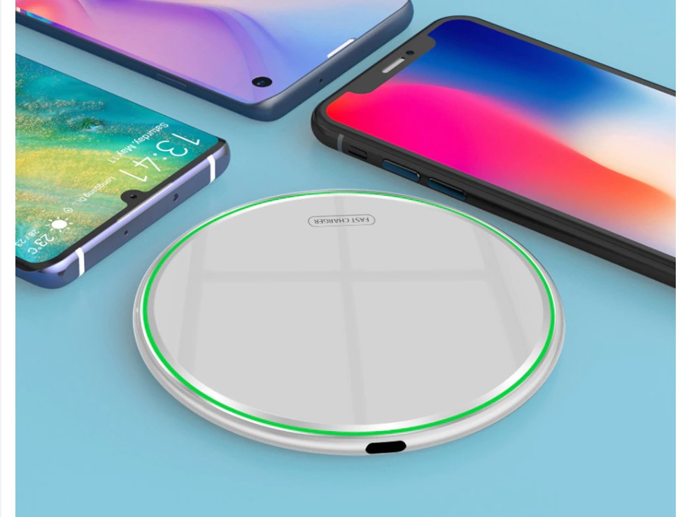 10W LED Wireless Phone Charger
