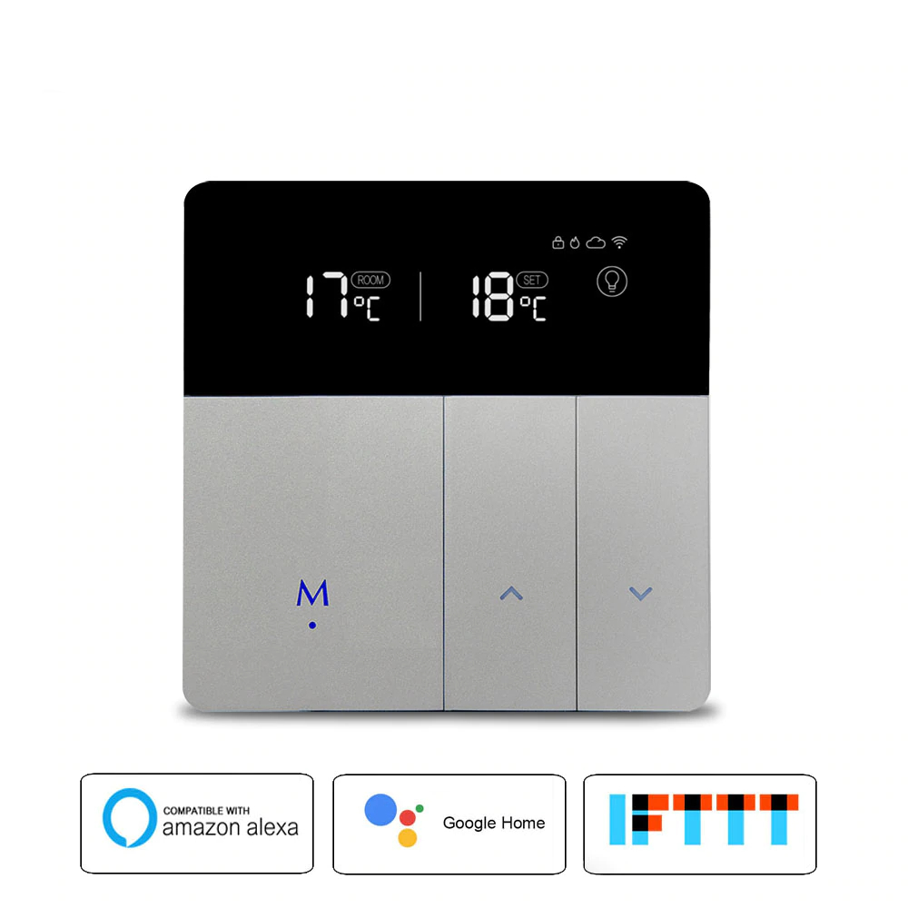 Smart Electric Floor Heating Thermostat