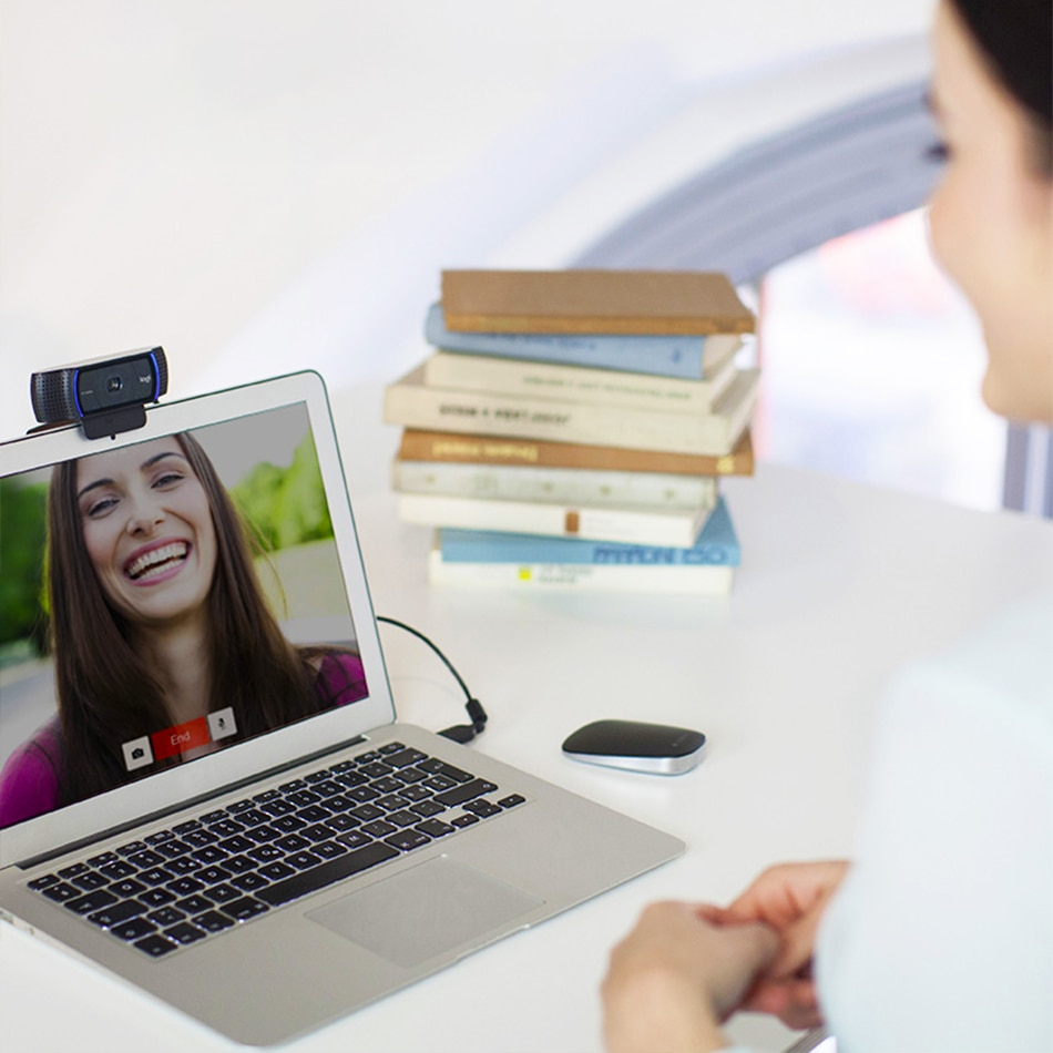 USB Webcam for Computers with 1080P Resolution