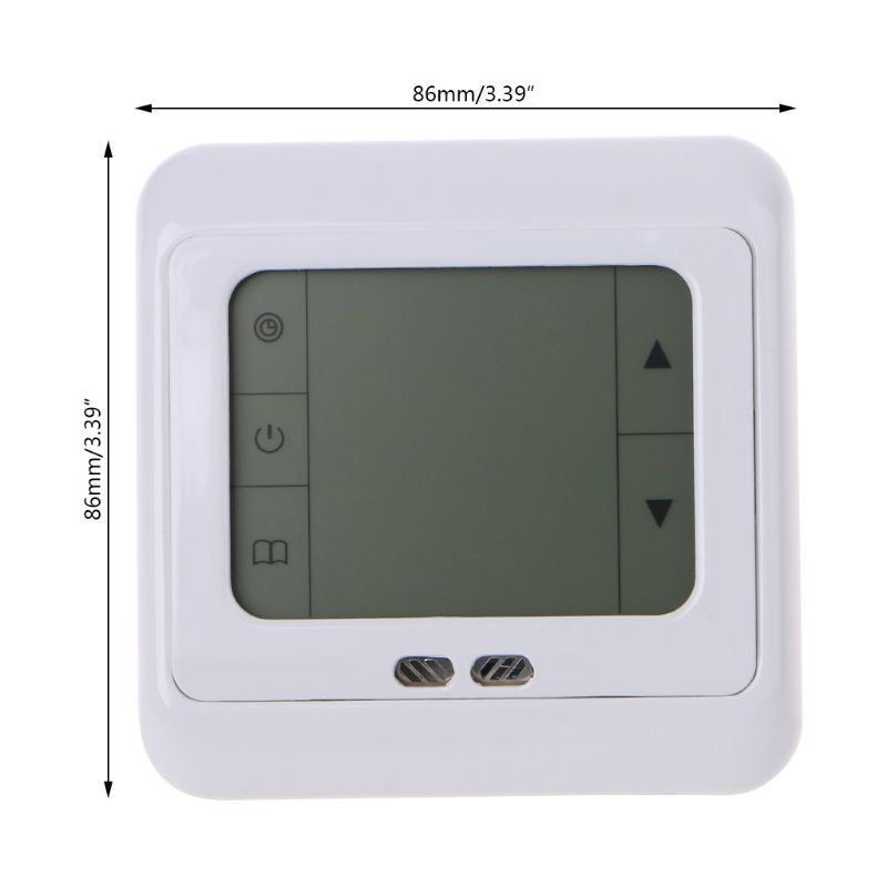 Thermoregulator with Touch Screen
